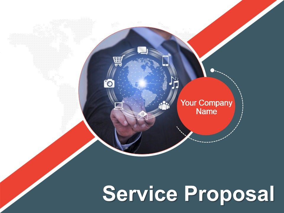 Business Proposal Template 17