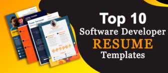Top 10 Software Developer Resume Templates To Excel The Job Position!!