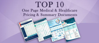 Top 10 One Page Medical and Healthcare Pricing and Summary Documents