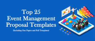 Top 25 Event Management Proposal Templates (Including One Pagers and Full Templates) for Professionals