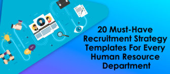 20 Must-Have Recruitment Strategy Templates For Every Human Resource Department!!