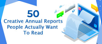 50 Creative Annual Reports People Actually Want to Read