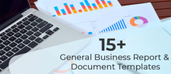 15+ General Business Report and Document Templates To Make Your Organization Sustainable