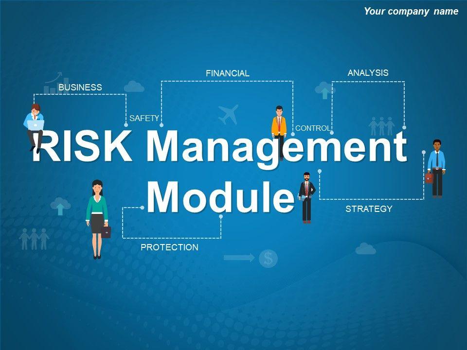 Risk Management Module