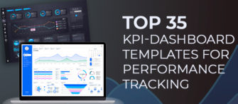 Top 35 KPI-Dashboard Templates For Performance Tracking