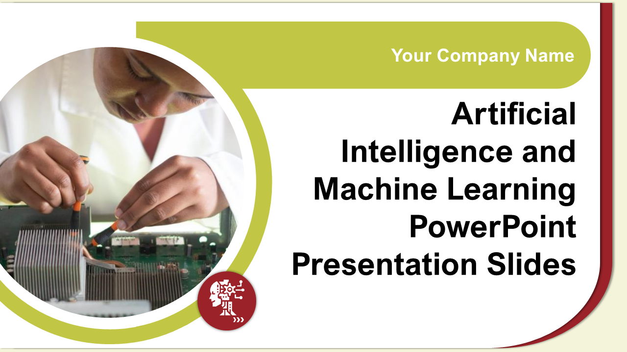 Artificial Intelligence And Machine Learning PowerPoint Presentation