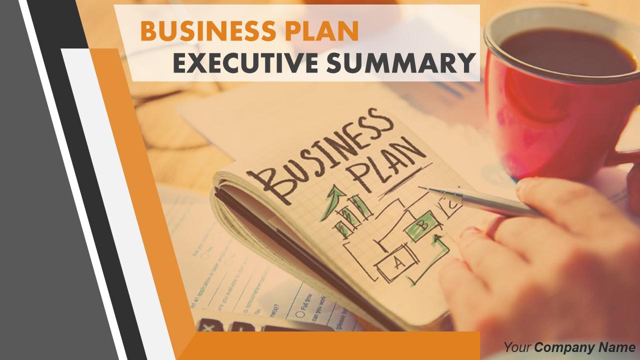 Business Plan Executive Summary PowerPoint Presentation