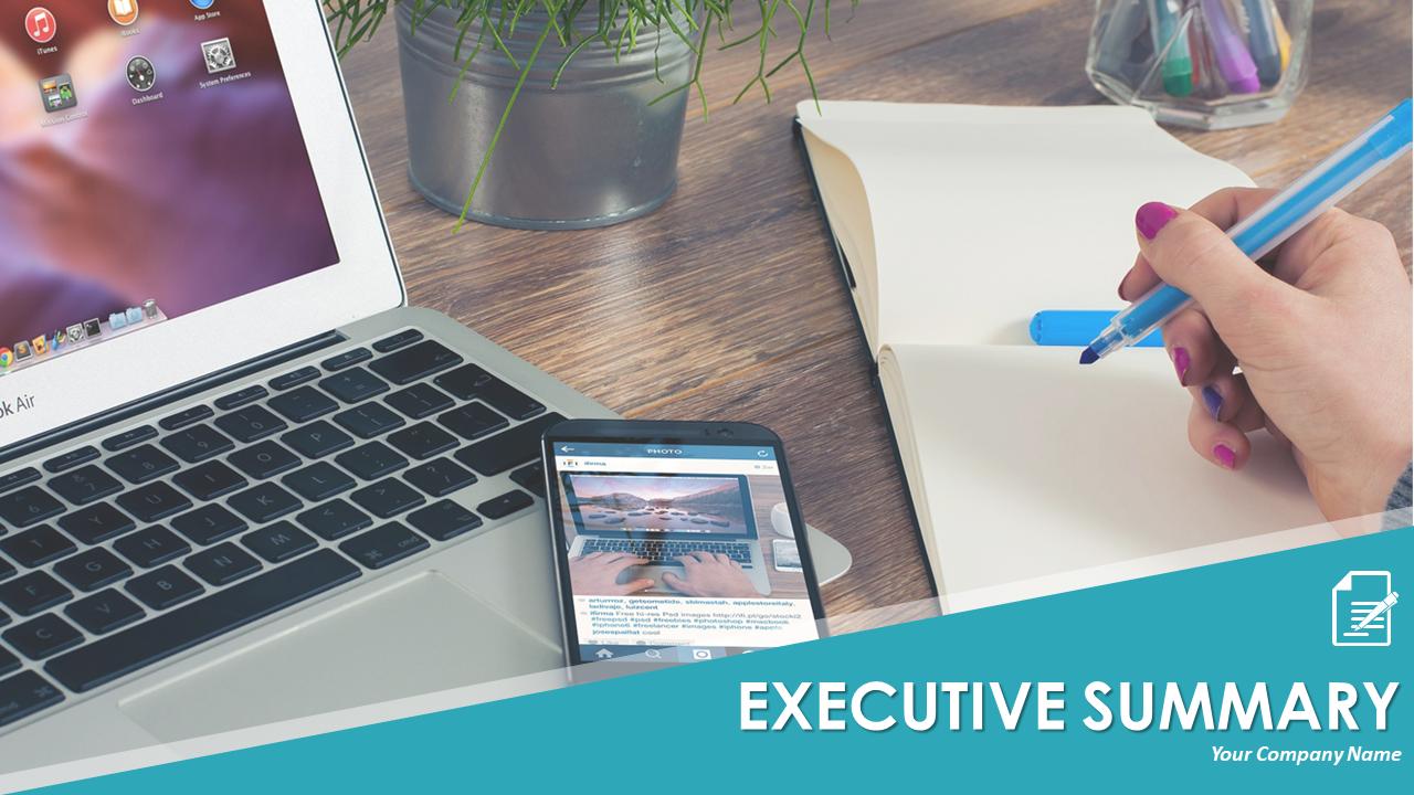 Executive Summary PowerPoint Presentation Slide