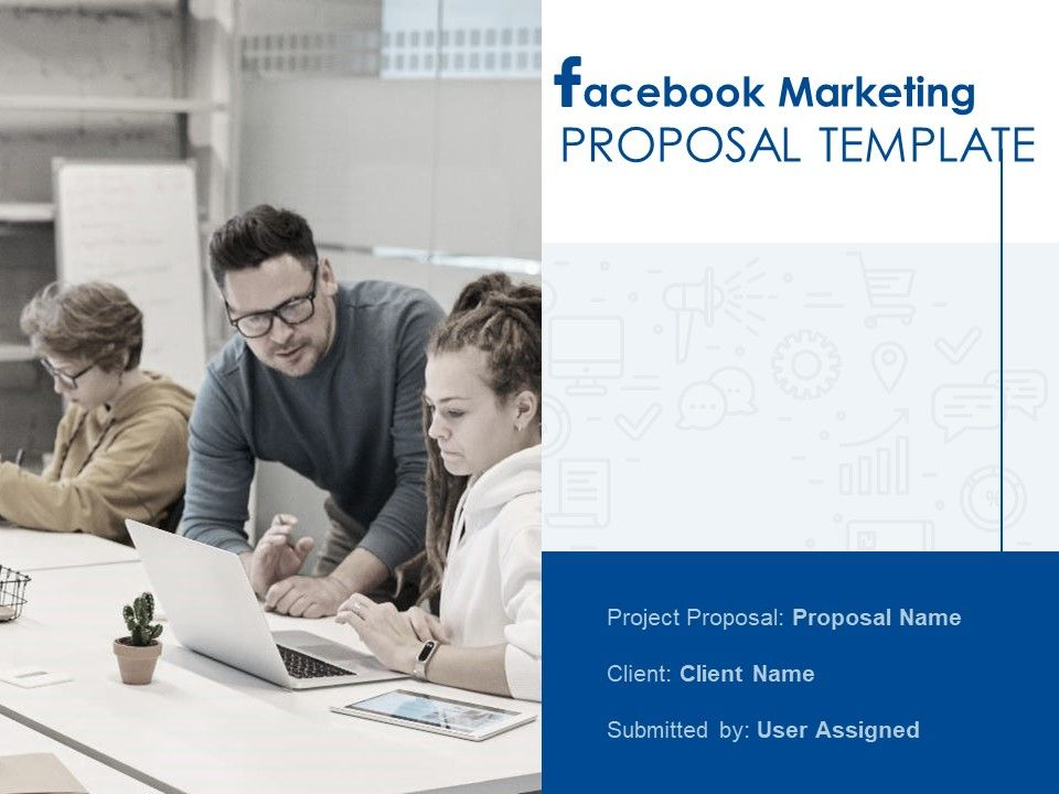 Facebook Marketing Proposal Template