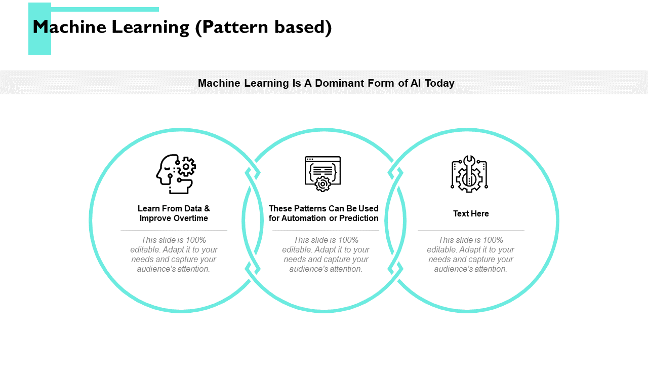 Machine Learning Pattern Based PPT