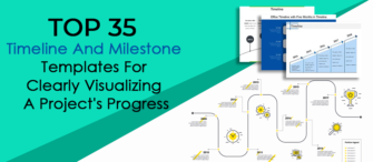Top 35 Timeline And Milestone Templates for Clearly Visualizing A Project's Progress