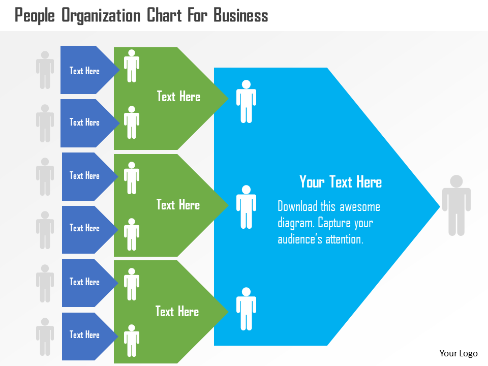People Organization Chart For Business