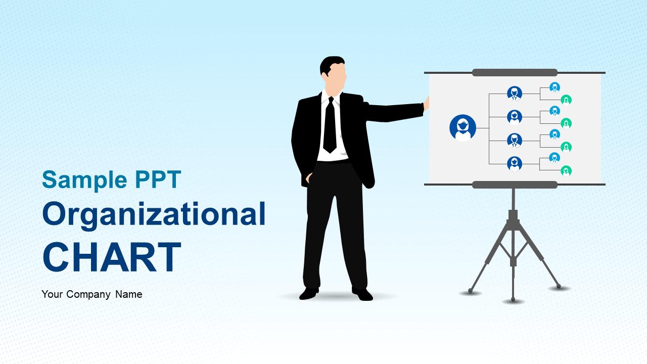 Sample PPT Organizational Chart