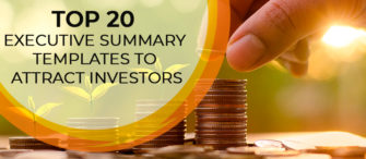 Top 20 Executive Summary Templates To Attract Investors
