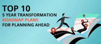 Top 10 5-Year Transformation Roadmap Plans For Planning Ahead