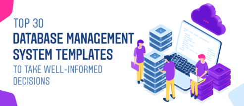 Top 30 Database Management System Templates to Take Well-Informed Decisions