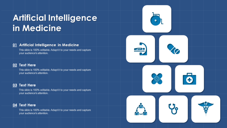 Artificial Intelligence In Medicine PPT PowerPoint Presentation