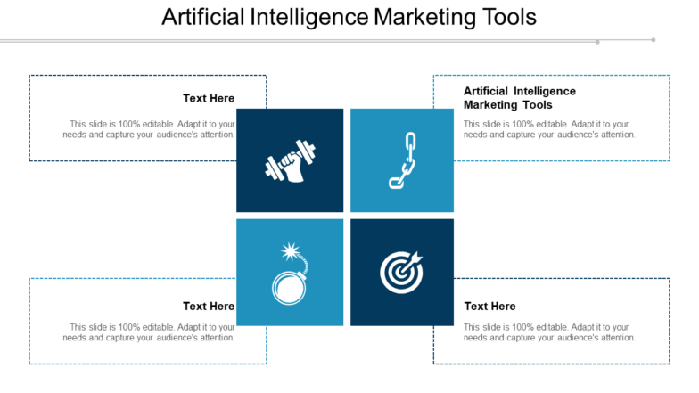 Artificial Intelligence Marketing Tools PPT PowerPoint Presentation