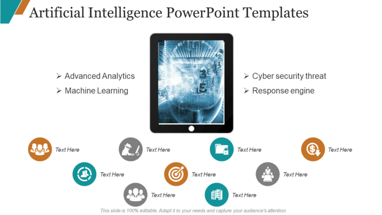 Artificial Intelligence PowerPoint Templates