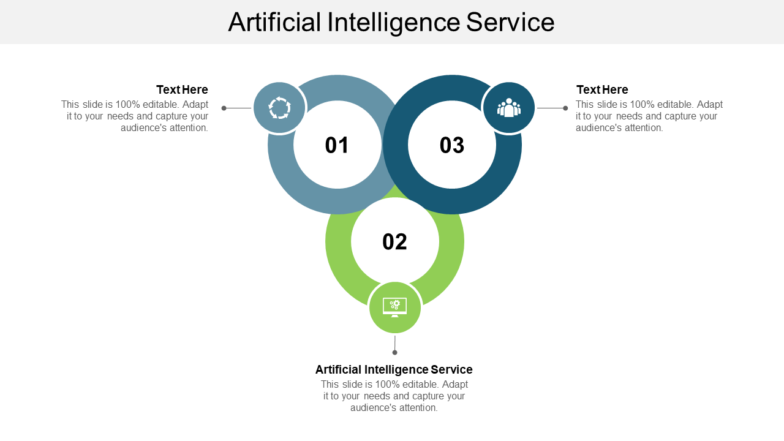 Artificial Intelligence Service PPT PowerPoint Presentation
