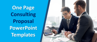 Top 10 One Page Consulting Proposal PowerPoint Templates to Increase Your Client Base!