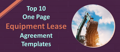 Top 10 Equipment Lease Agreement PowerPoint Templates for Successful Record Keeping!