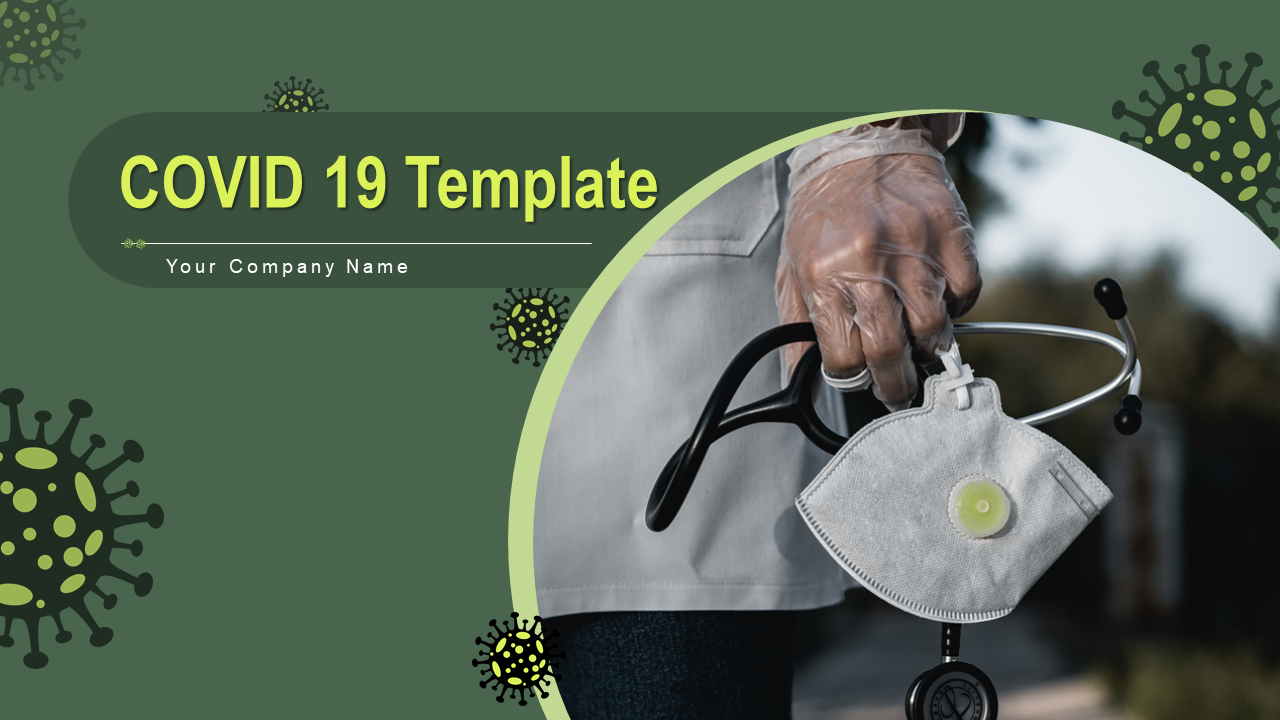COVID-19 Template PowerPoint Presentation