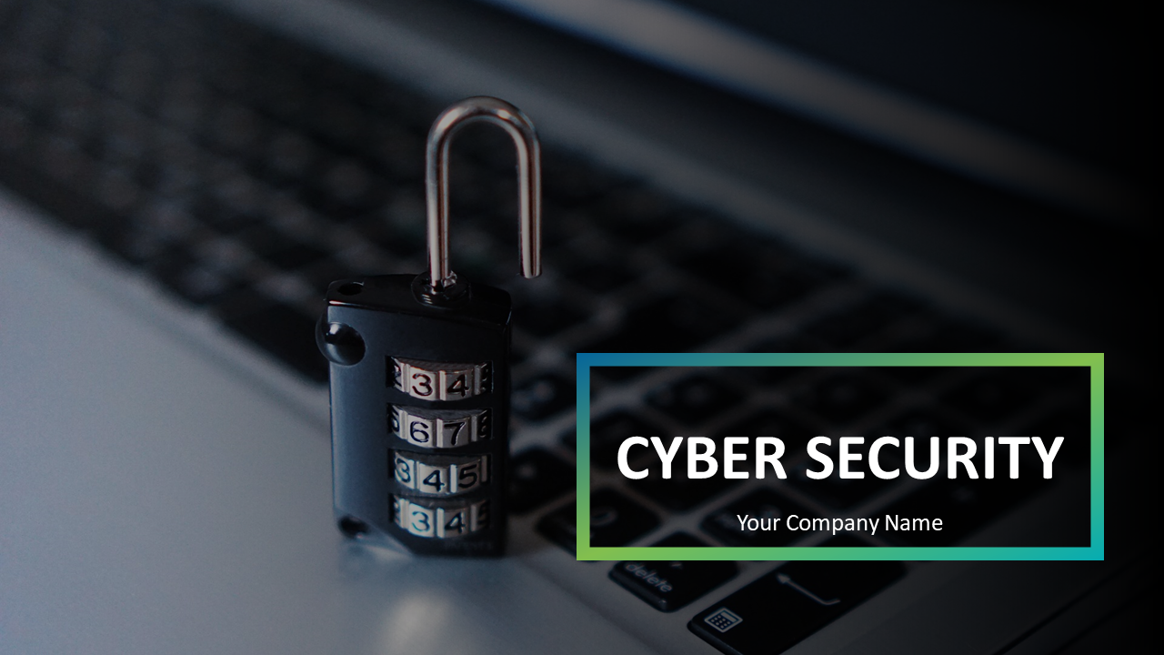 Cybersecurity PowerPoint Presentation