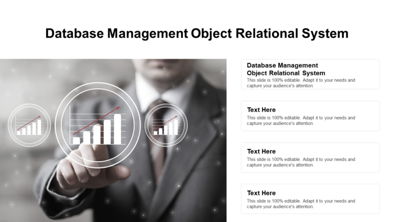 Database Management Object Relational System PPT PowerPoint