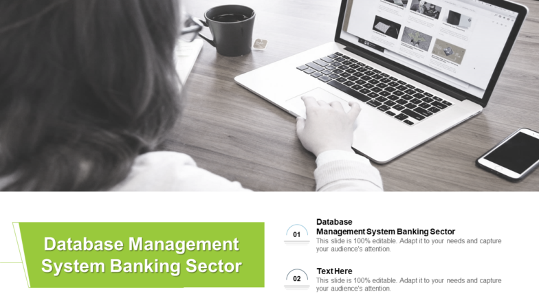 Database Management System Banking Sector PPT PowerPoint Presentation