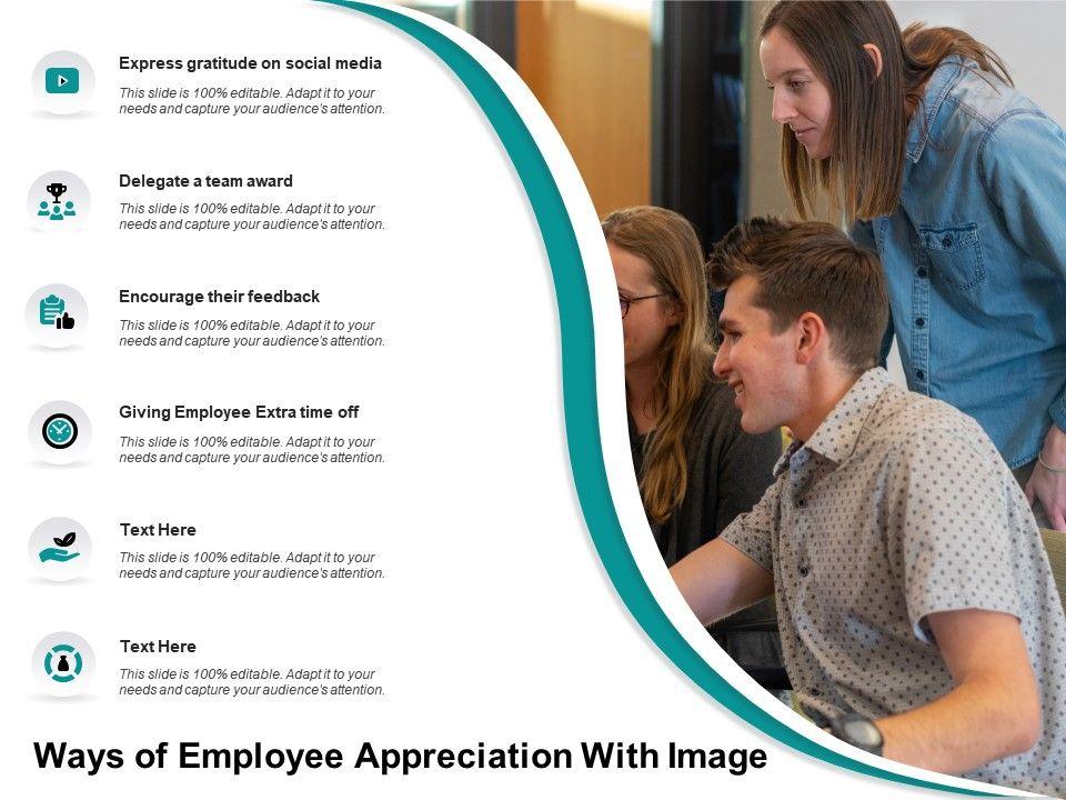 Ways Of Employee Appreciation