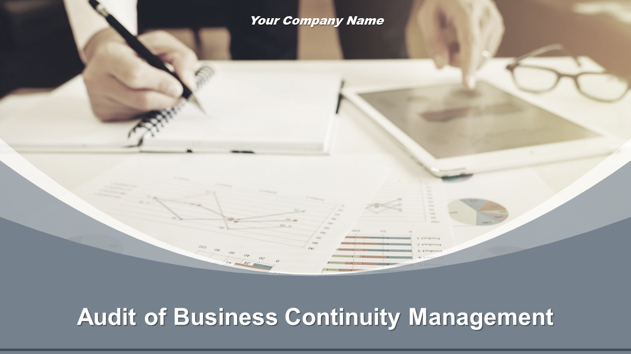 Audit Of Business Continuity