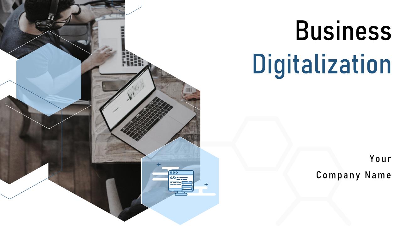 Business Digitalization