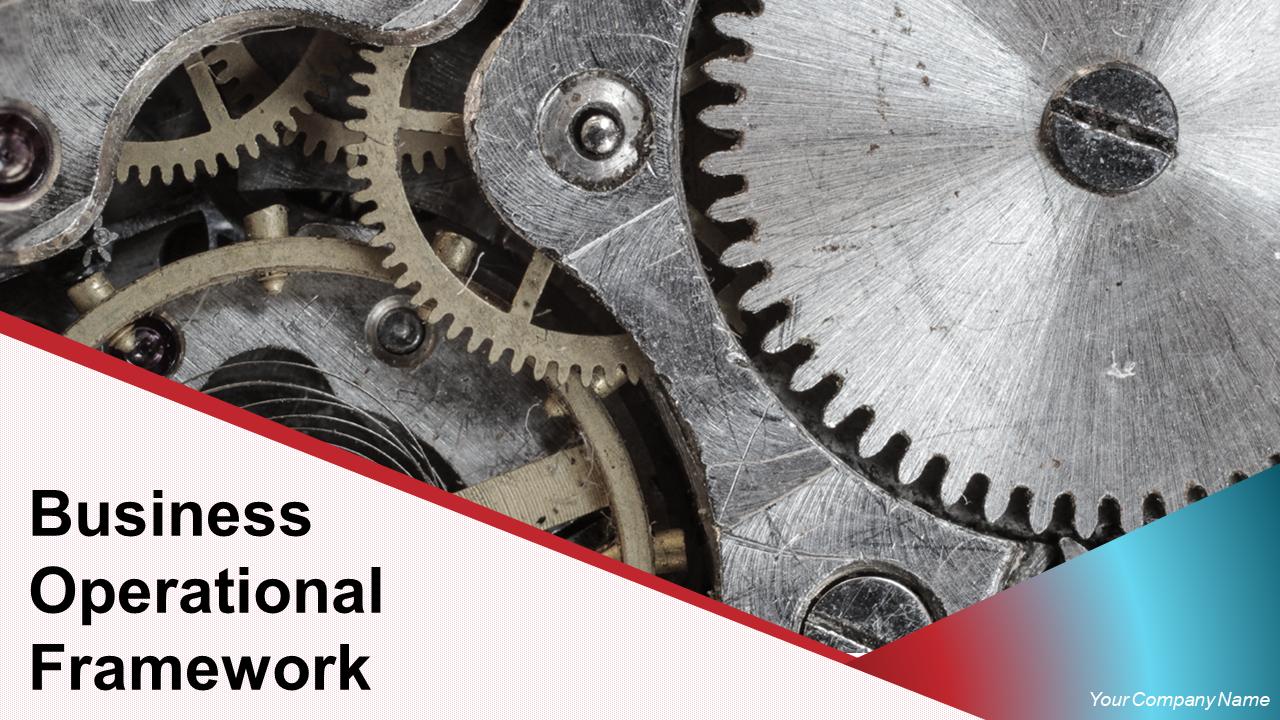 Business Operational Framework
