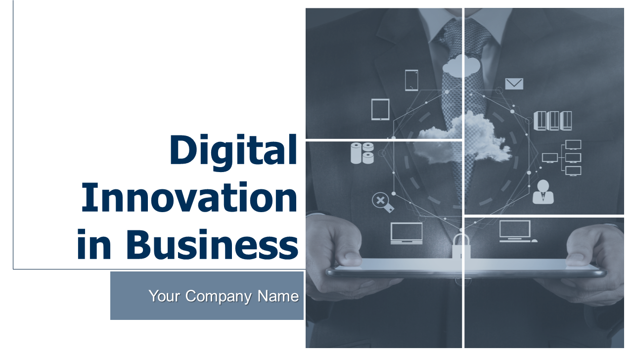 Digital Innovation In Business