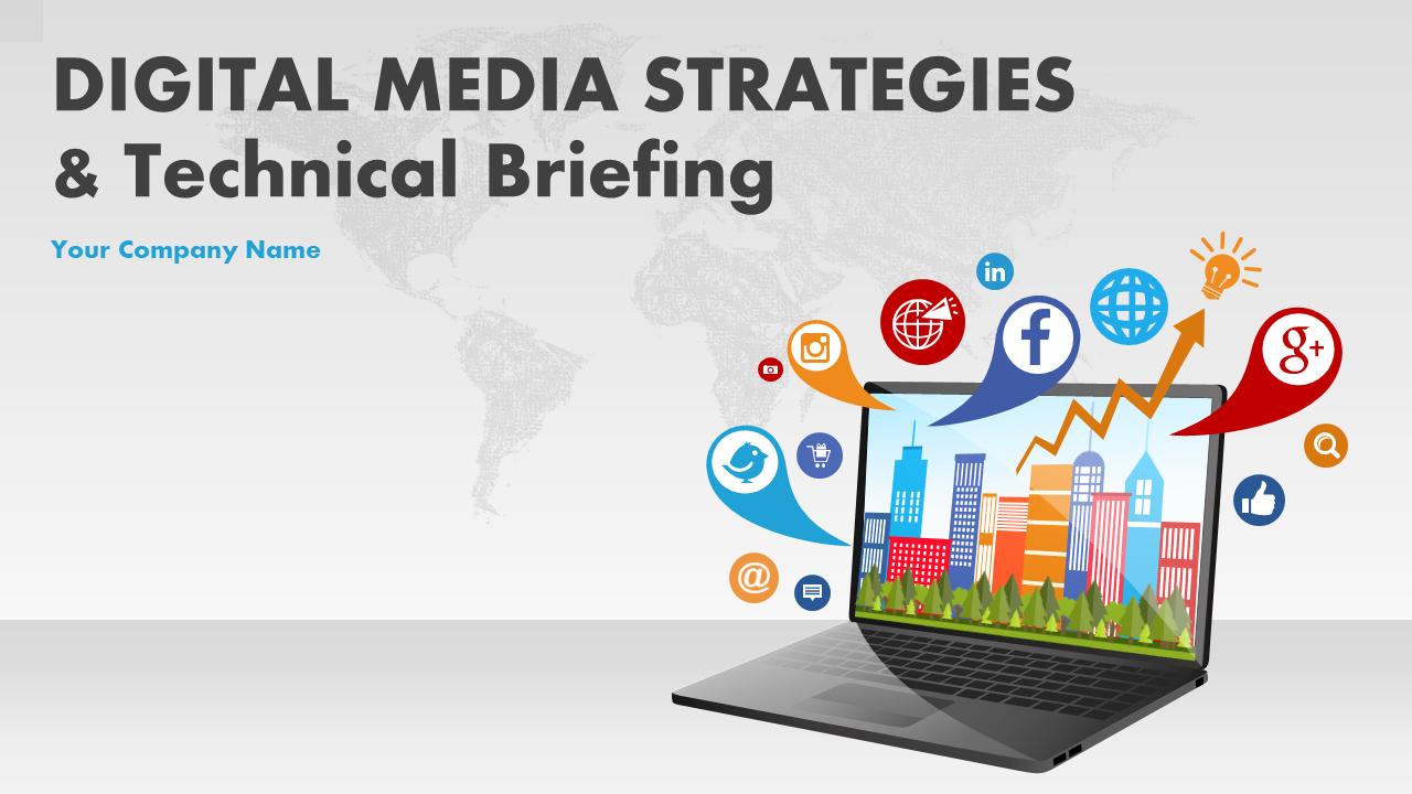 Digital Media Strategies