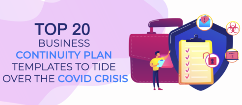 Top 20 Business Continuity Plan Templates To Tide Over The COVID Crisis