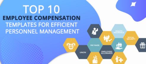 Top 10 Employee Compensation Templates For Efficient Personnel Management