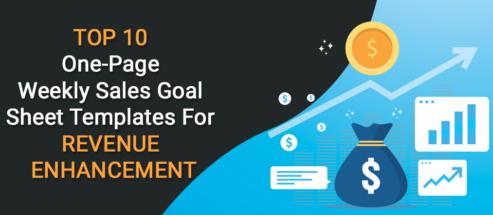Top 10 One-Page Weekly Sales Goal Sheet Templates for Revenue Enhancement