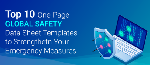Top 10 One-Page Global Safety Data Sheet Templates to Strengthen Your Emergency Measures