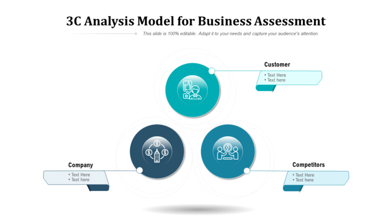 3c Analysis Model For Business Assessment