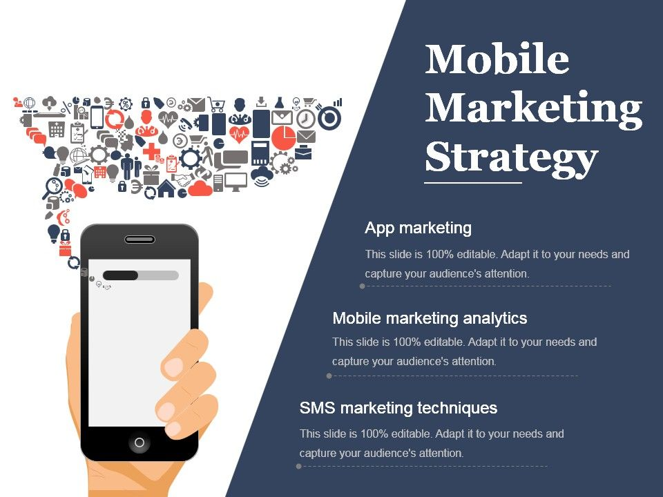 Mobile Marketing Strategy Template