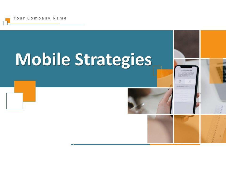 Mobile Strategies