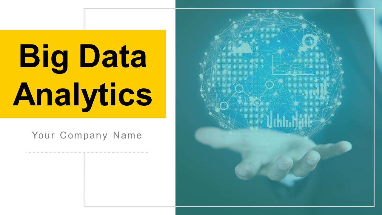 Big Data Analytics PowerPoint Presentation