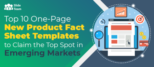Top 10 One-Page New Product Fact Sheet Templates to Claim the Top Spot in Emerging Markets