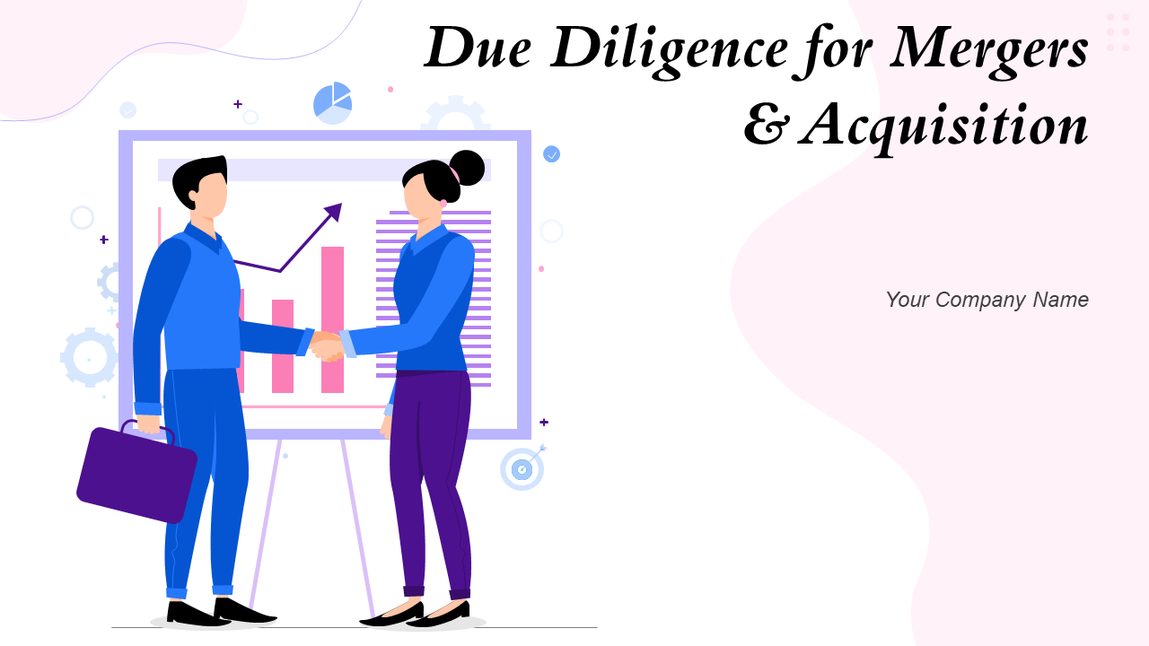 Due Diligence For Mergers And Acquisition PowerPoint Presentation