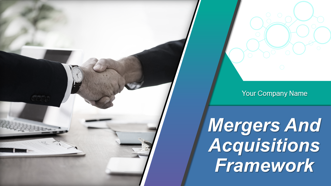 Mergers And Acquisitions Framework PowerPoint Presentation