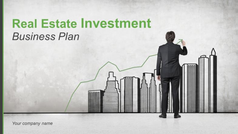 Real Estate Investment Business Plan PowerPoint Presentation Slides
