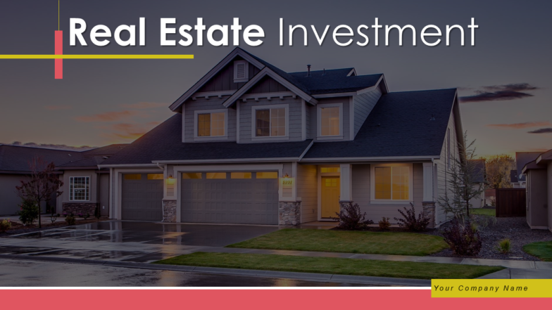 Real Estate Investment PowerPoint Presentation Slides
