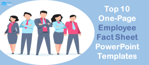 Top 10 One-Page Employee Fact Sheet PowerPoint Templates to Track the Performance!